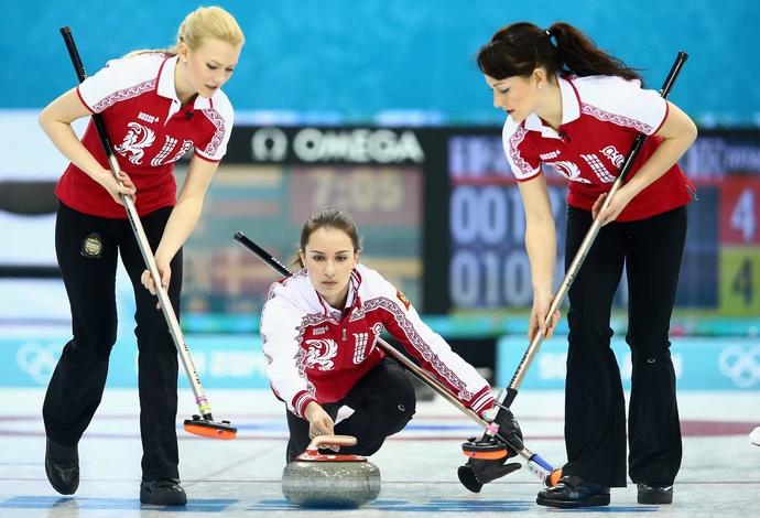 O Curling através dos séculos