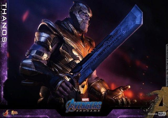 Vingadores: Ultimato a nova arma de Thanos é revelada
