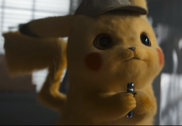 Ryan Reynolds divulga vídeo fofo de Detetive Pikachu