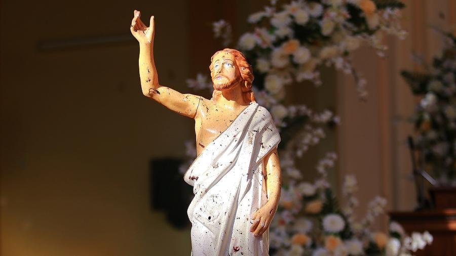 Resultado de imagem para atentados igreja sri lanka