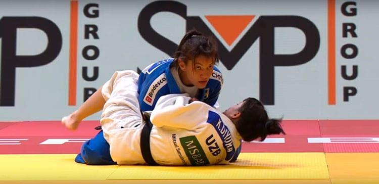 Judô brasileiro mostra a sua força no Grand Slam de Ecaterimburgo