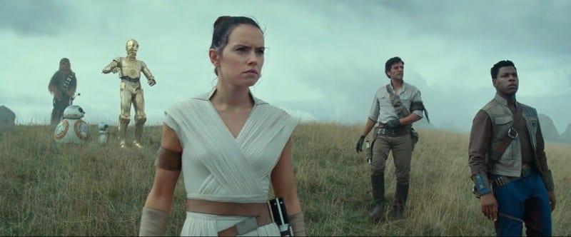 Assista ao trailer de Star Wars: Episódio IX