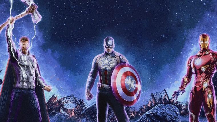Marvel: Novos teasers de Vingadores são divulgados no Instagram