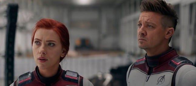 Cenas novas em Novo Teaser de Vingadores: Ultimato