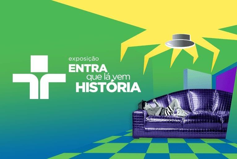 Entra que lá vem a história: exposição reúne 50 anos da TV Cultura