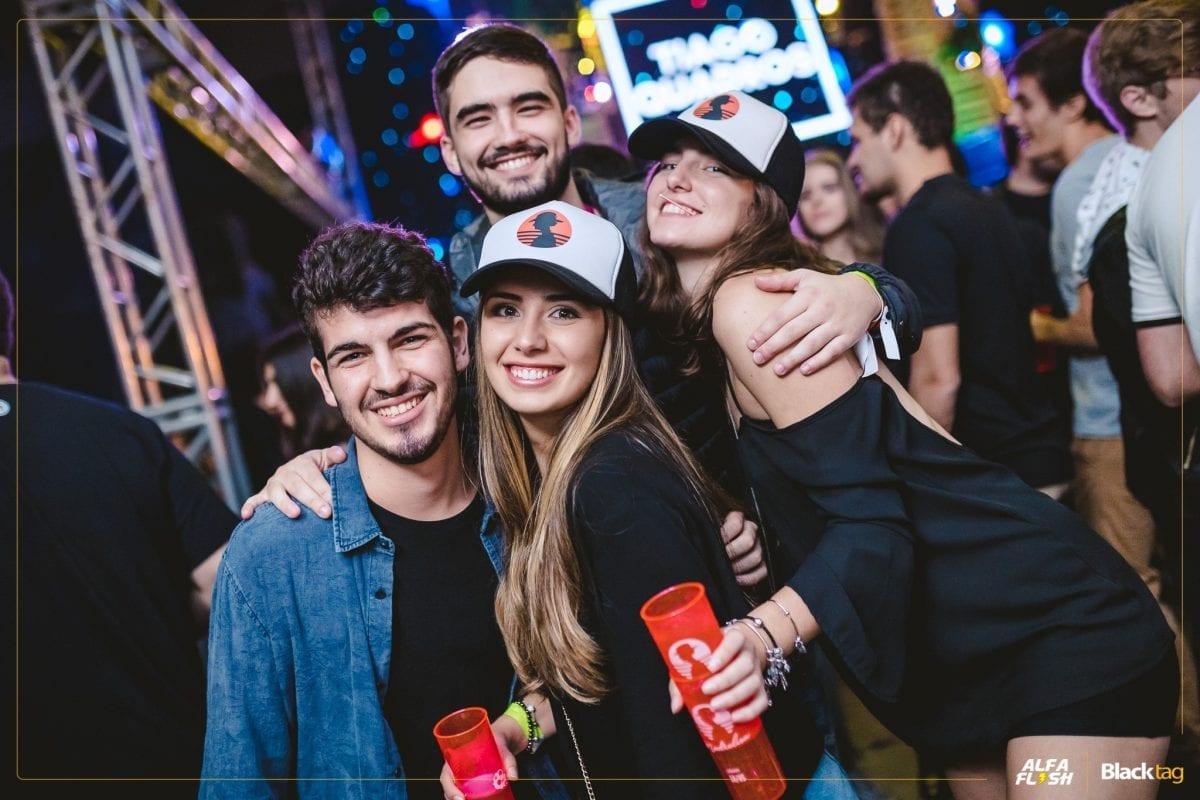As melhores festas universitárias do mês