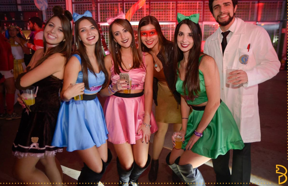 Bota Fora - a maior festa universitária do País com desconto