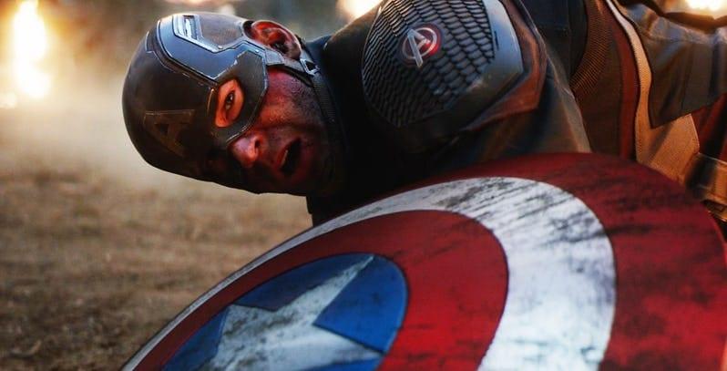 Como Capitão América  [SPOILER] de Thor em Ultimato?