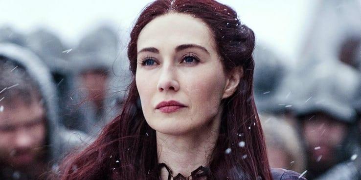 Game of Thrones: porque Melisandre é  mais forte do que você imagina