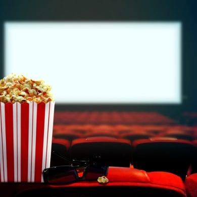 cinema pipoca