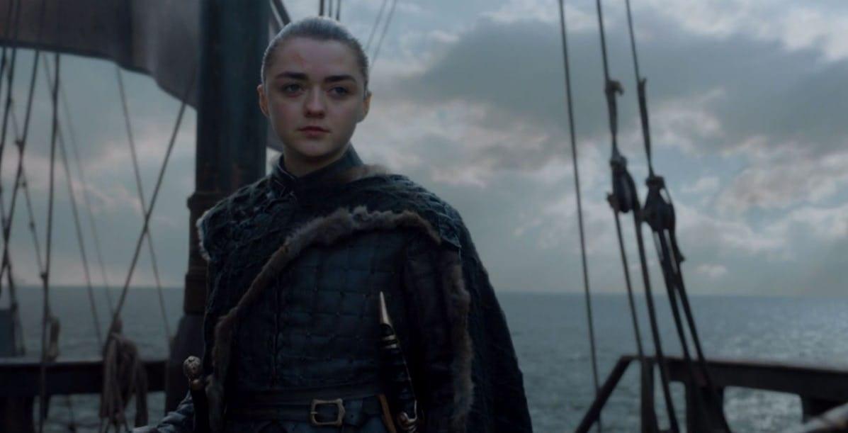 Game of Thrones: Para onde Arya foi?