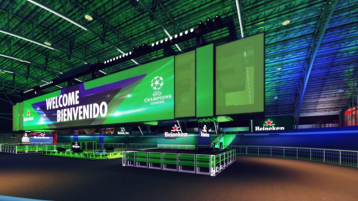 """Heineken® convida consumidores a viverem momentos incríveis em evento """"A Final Imperdível"""""""