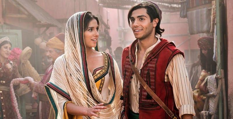Novos clipes de Aladdin aumentam as expectativas dos fãs