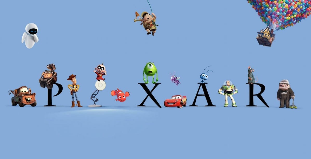 Pixar não vai lançar nenhuma sequência depois de Toy Story 4