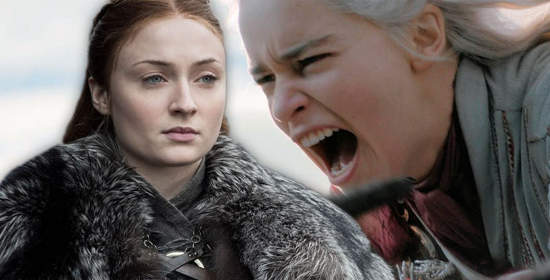 GOT provoca rebelião do Norte contra Daenerys?