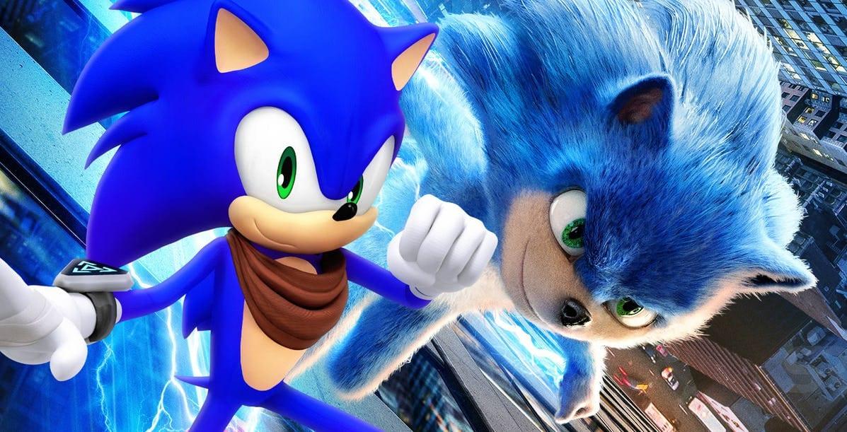 Sonic terá um design melhor?