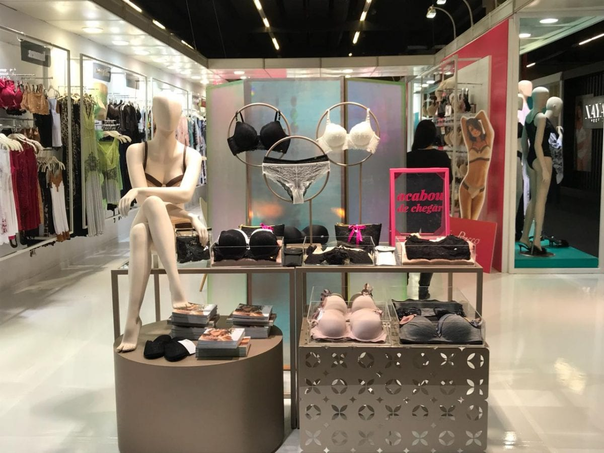 Vista Fair 2019  Confira novas tendências da moda intíma
