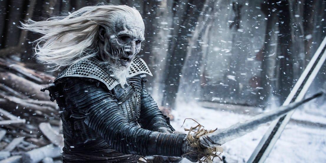 Game of Thrones: a diferença dos White Walkers do livro e da série
