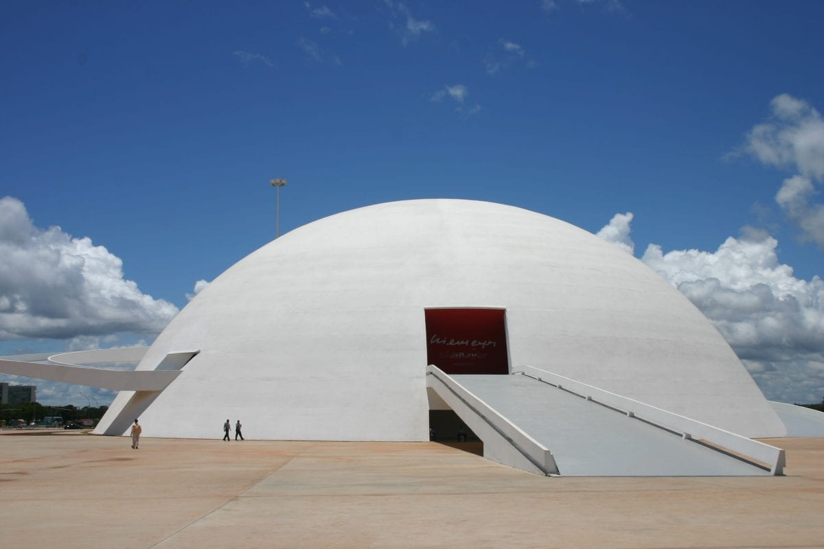 Museu Nacional da República recebe a exposição Arte e Paz – Obras Contemporâneas Chinesas