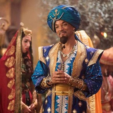 Diferenças entre os dois filmes Aladdin