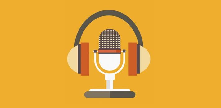 A era do podcast