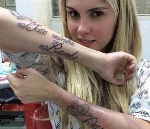 As Tatuagens de Bárbara Evans