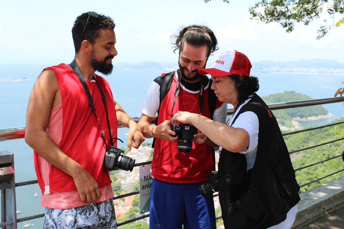 Canon realiza ação gratuita de câmera no Parque da Água Branca em São Paulo neste final de semana