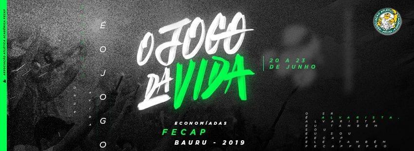 Atlética FECAP organiza evento para iniciar vendas do Economíadas
