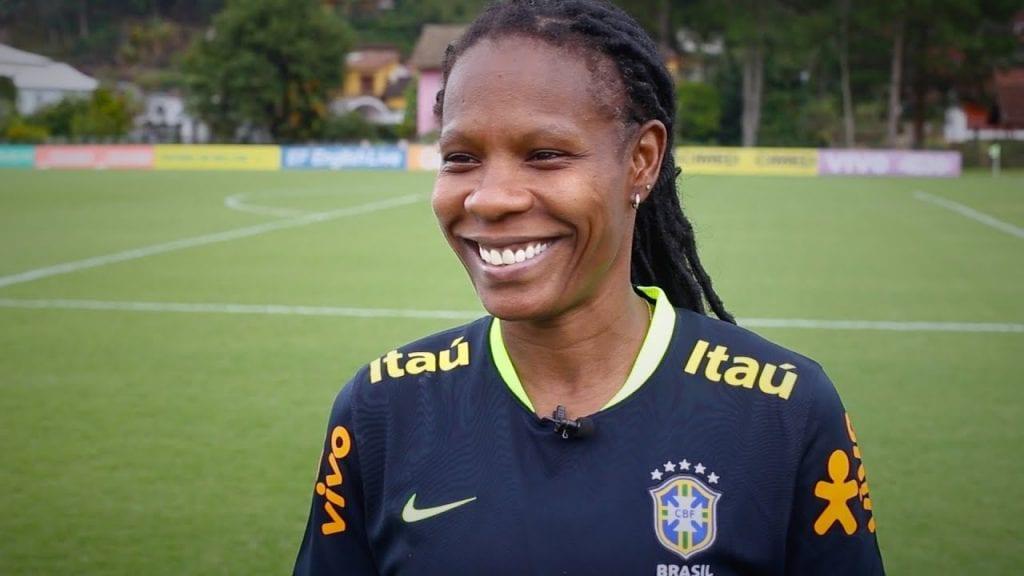 Formiga na Seleção Brasileira
