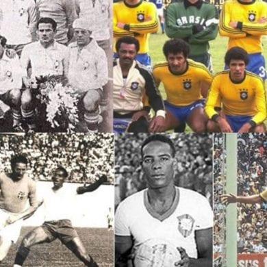 Historia da seleção Brasileira