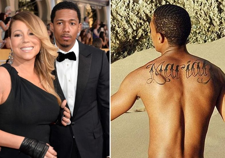 As Tatuagens de Nick Cannon