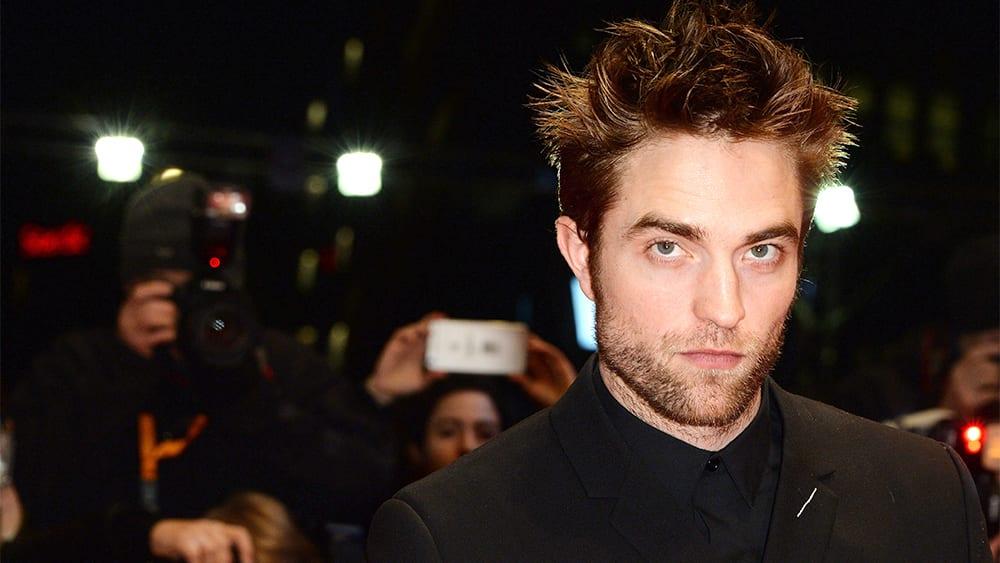 Robert Pattinson testa positivo para COVID-19