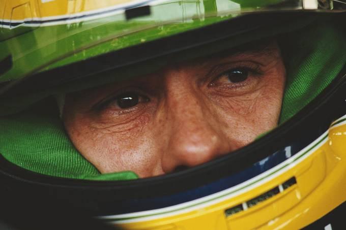 Maio relembra a trágica morte de Ayrton Senna