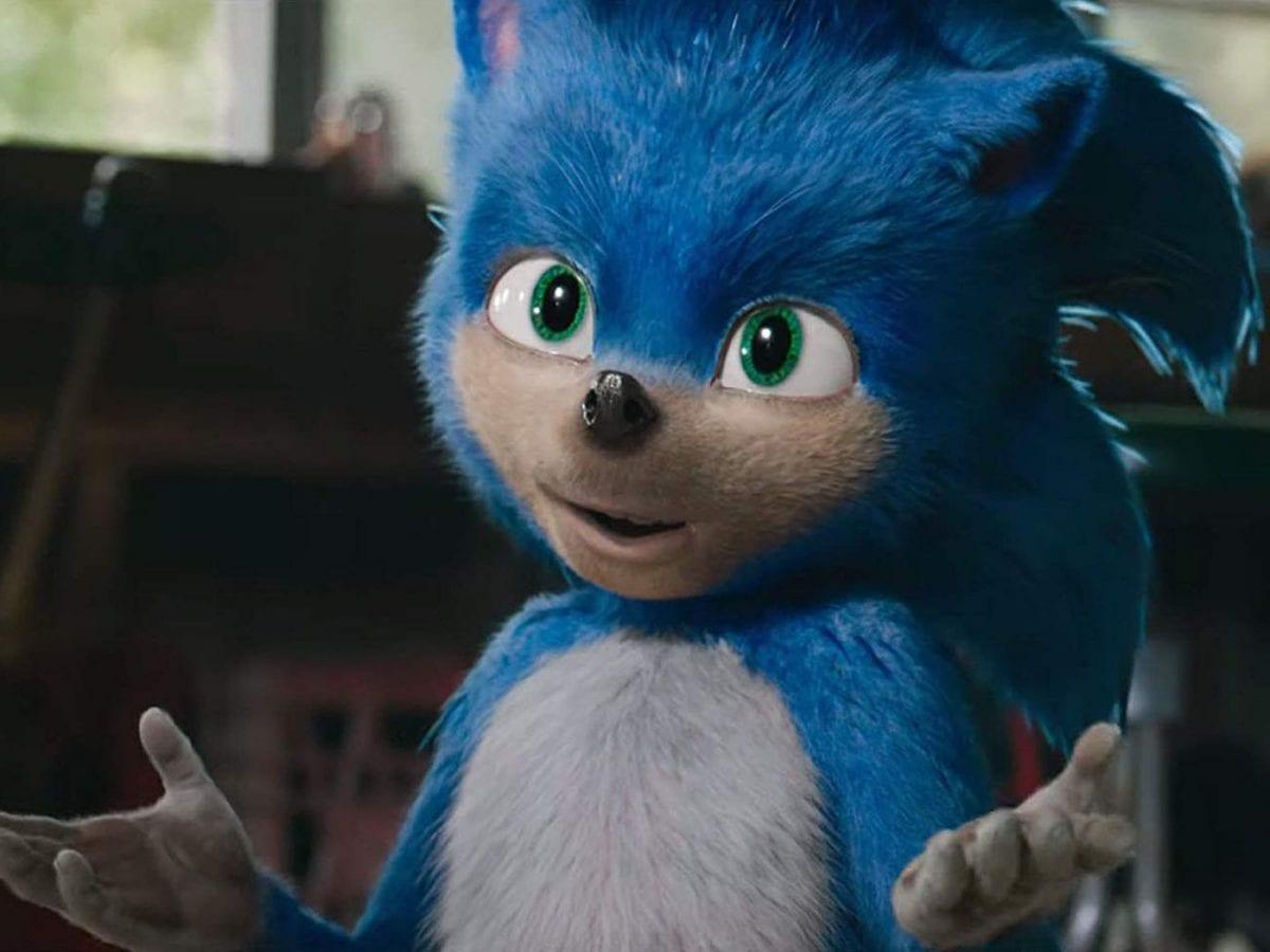 Sonic muda de aparência após as reclamações dos fãs