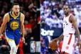 Warriors enfretam os Raptors nas finais da NBA 2019