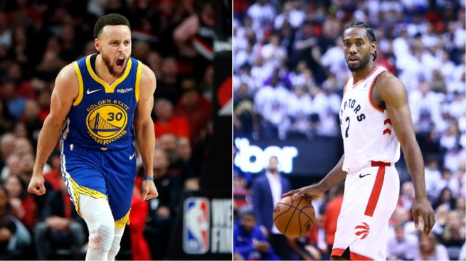 Golden State Warriors e Toronto Raptors decidem temporada da NBA