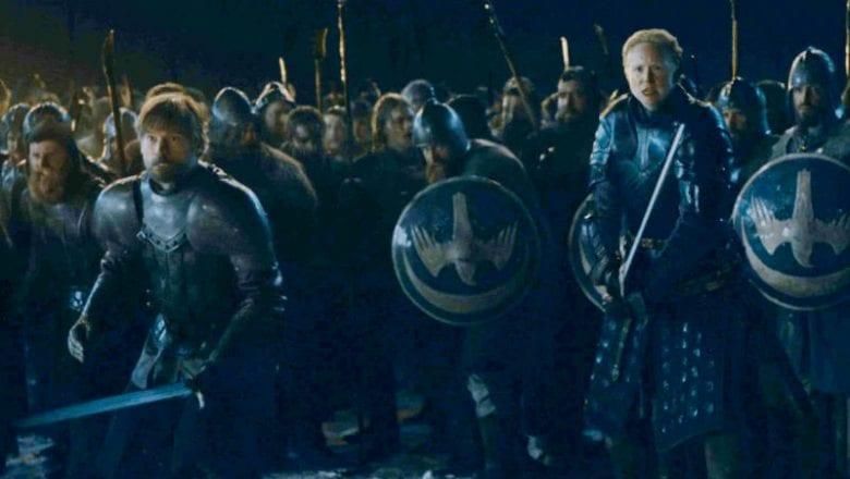 Game of Thrones: Batalha de Winterfell vs a Batalha de Nera e Bastards