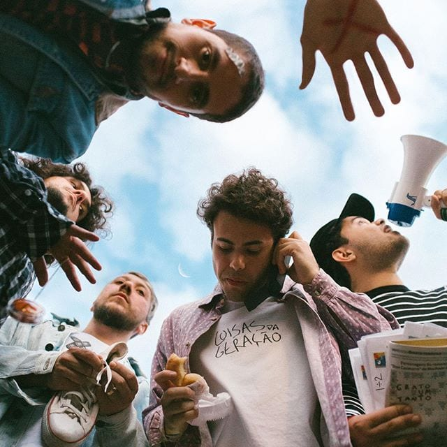 Lagum lança álbum novo e anuncia turnê