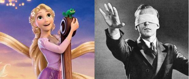 história original rapunzel