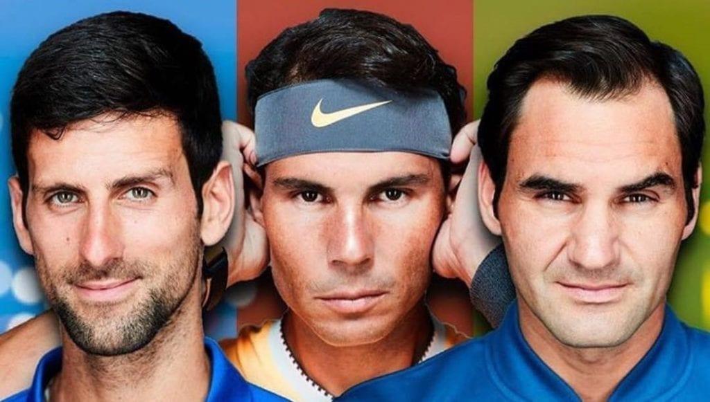 Quem é o maior Tenista de todos os tempos?