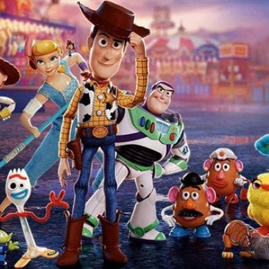 Toy Story 4 personagens principais