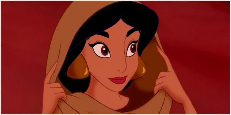 jasmine princesa disney