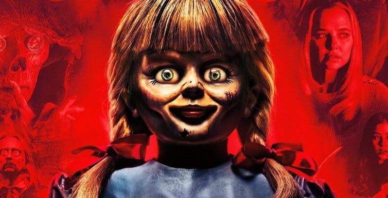 Annabelle 3 dá medo?