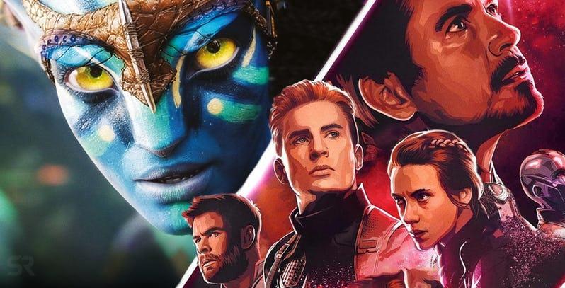 Vingadores: Ultimato relembra como Avatar foi gigante