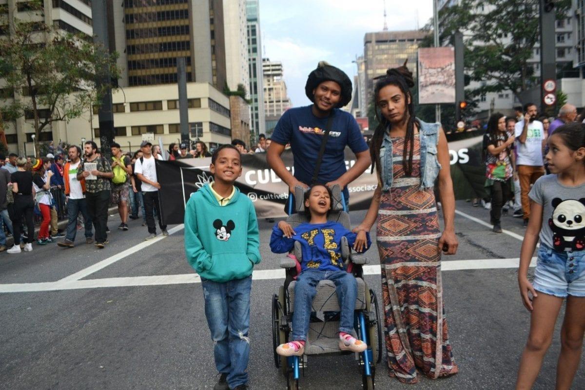 Marcha da Maconha em São Paulo