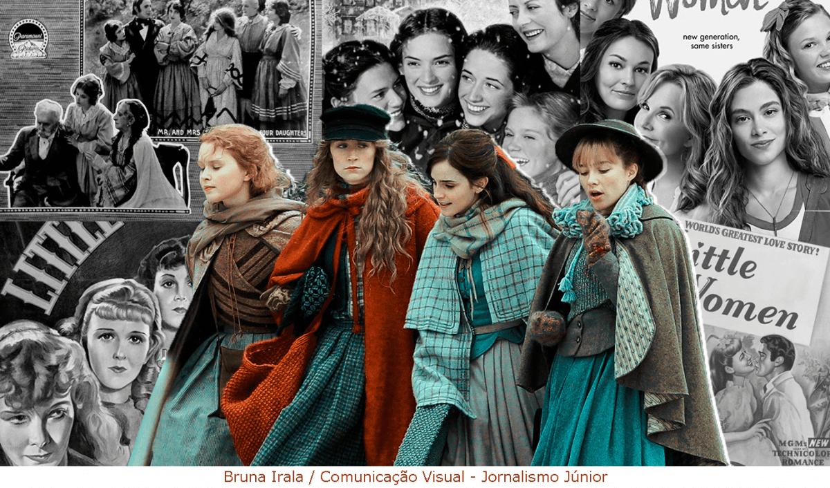 Por que o cinema continua adaptando a história das irmãs March