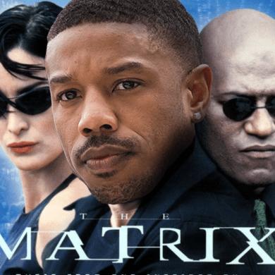 Michael B. Jordan em Matrix 4