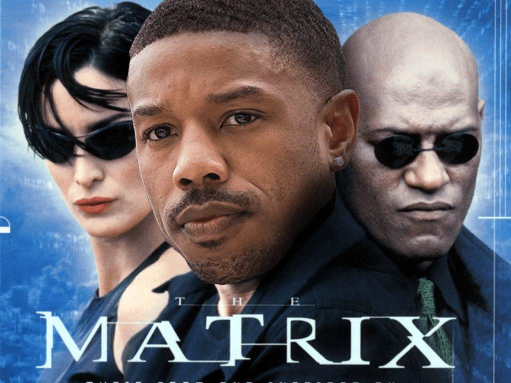 Matrix 4 está em preparação com um ator de Pantera Negra