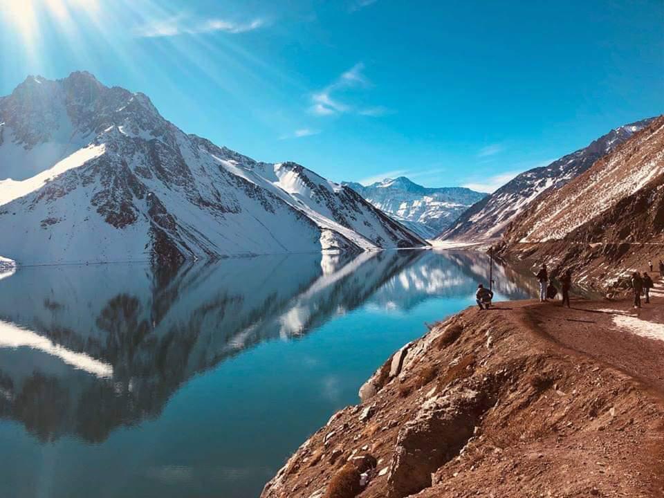 Saiba como viajar para o Chile, gastando pouco!