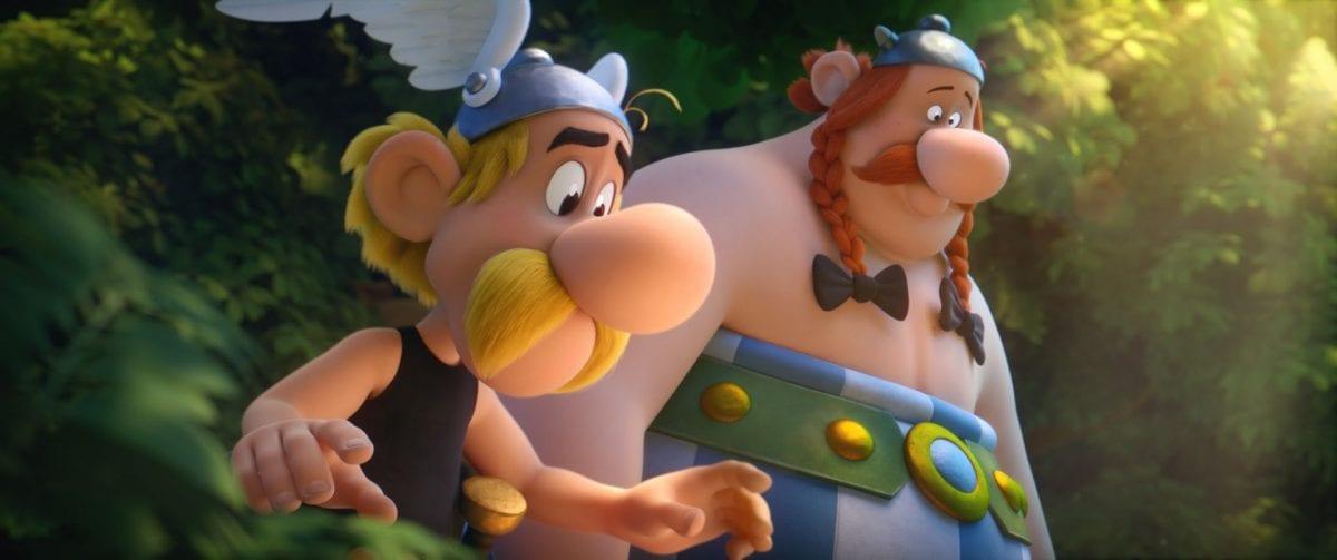 Nova animação de Asterix tem exibições gratuitas no Teatro Aliança Francesa
